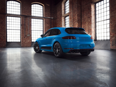 The Macan Turbo Exclusive Performance Edition